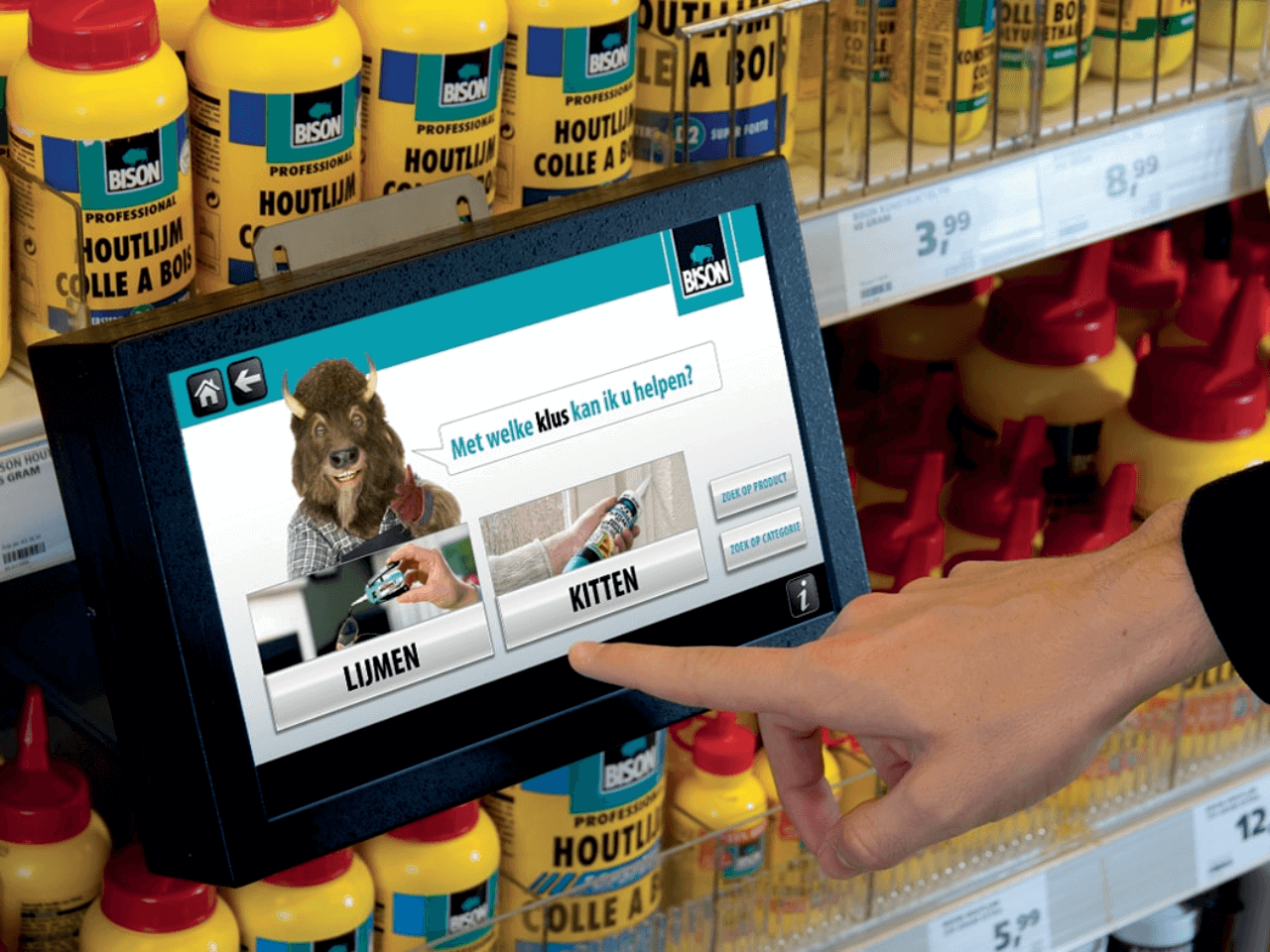 AlisQI cloud based QMS software improved the quality of Bison's products